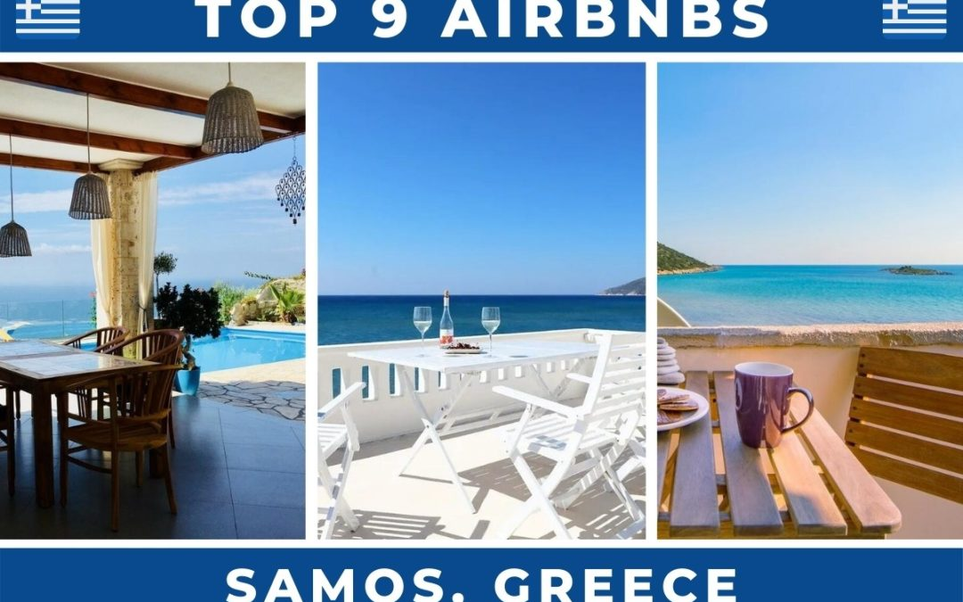9 Best Airbnbs in Samos, Greece