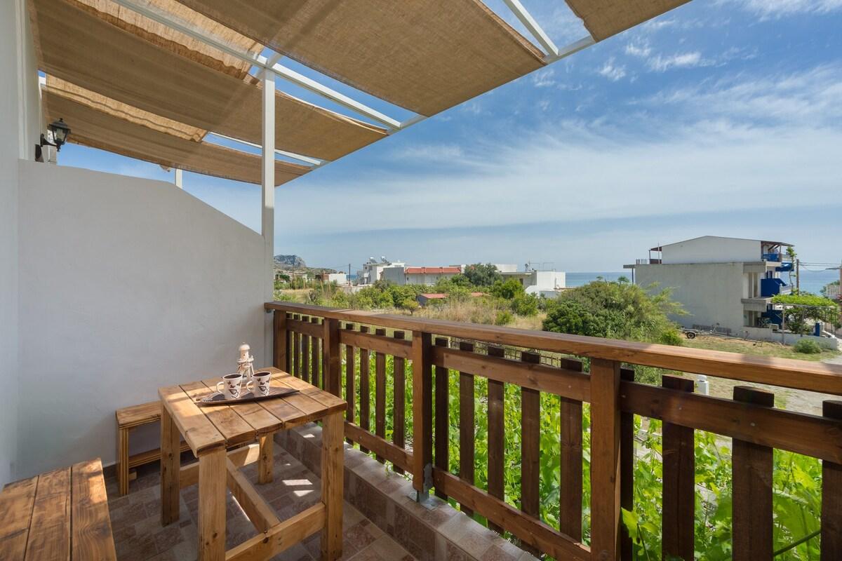 Apartment Near the Rhodes Sea