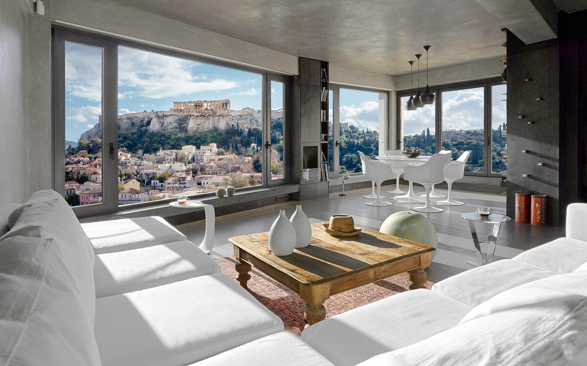 Athens Parthenon Suite