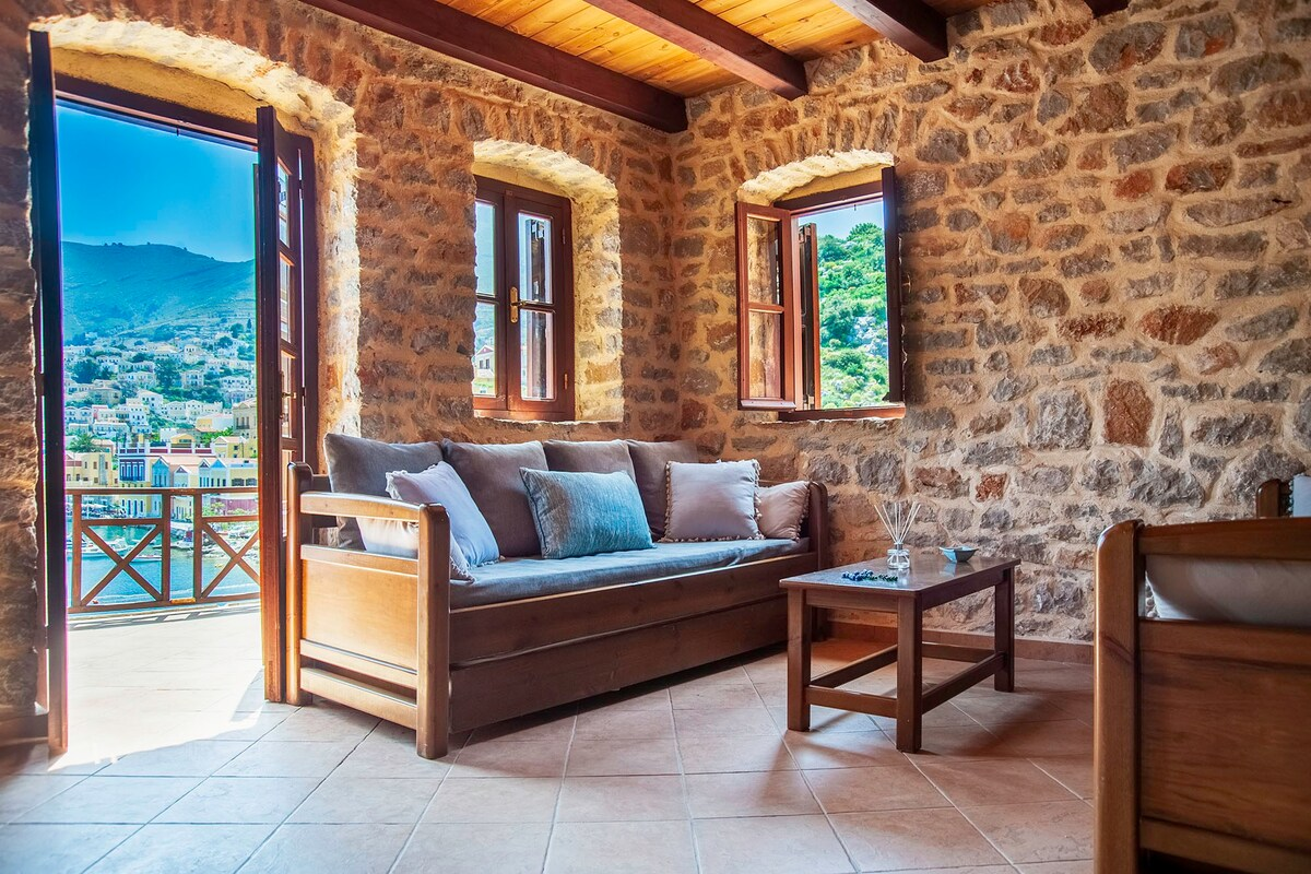 Beautiful Home in Symi
