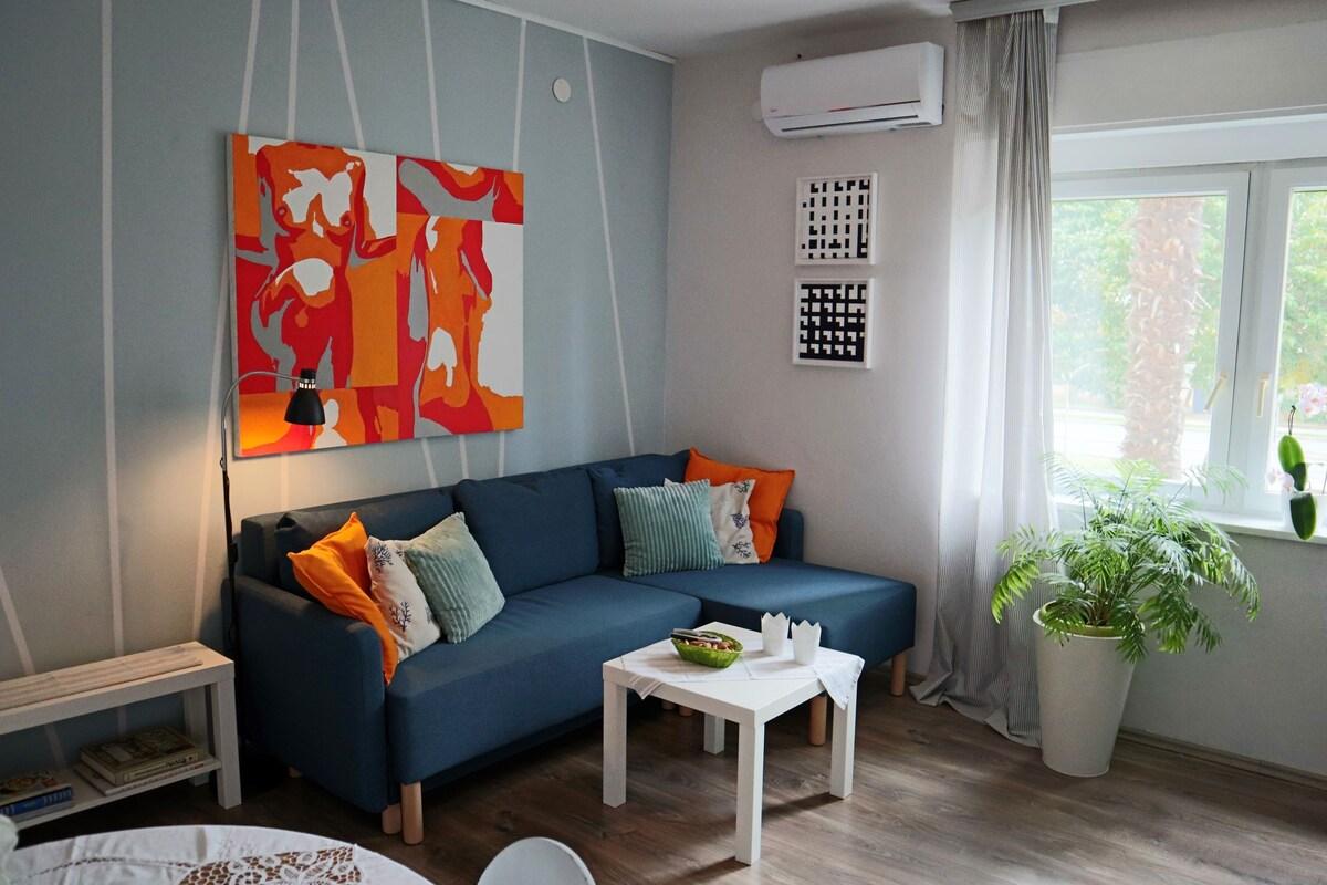 Hidden Apartment in Rovinj