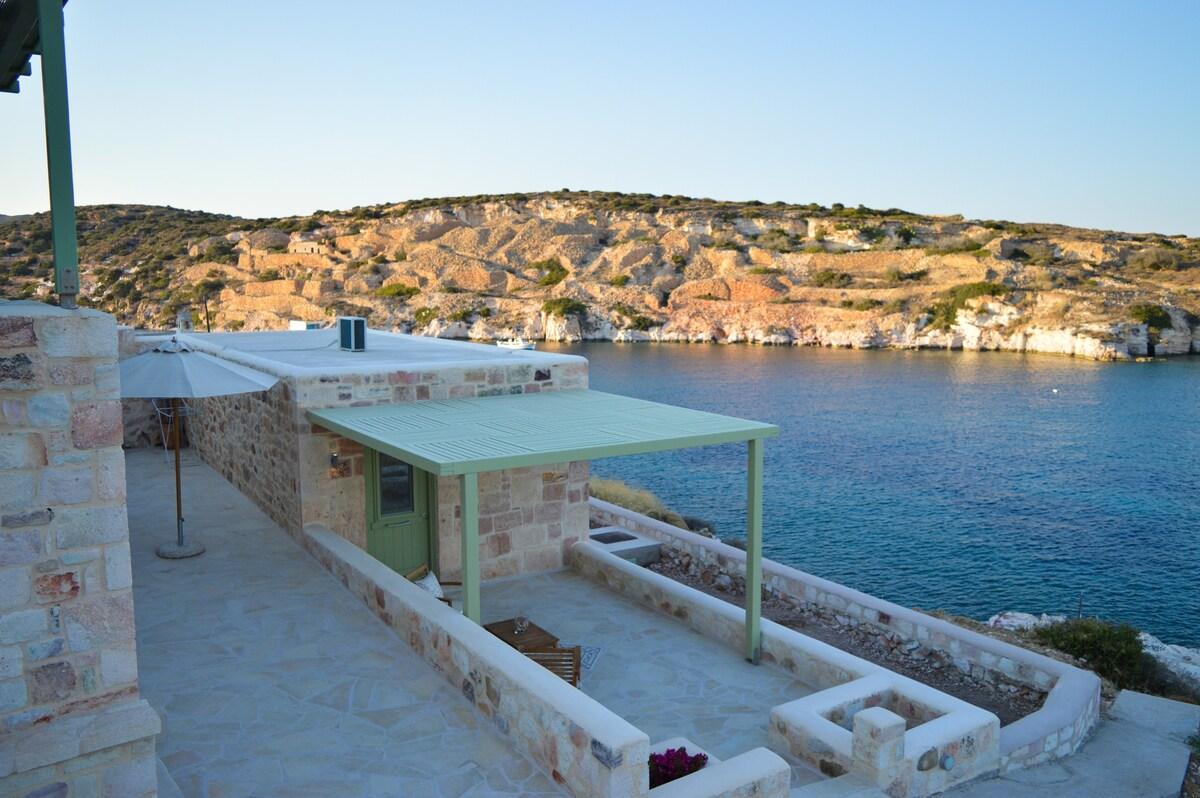 Kimolos Seaside Home