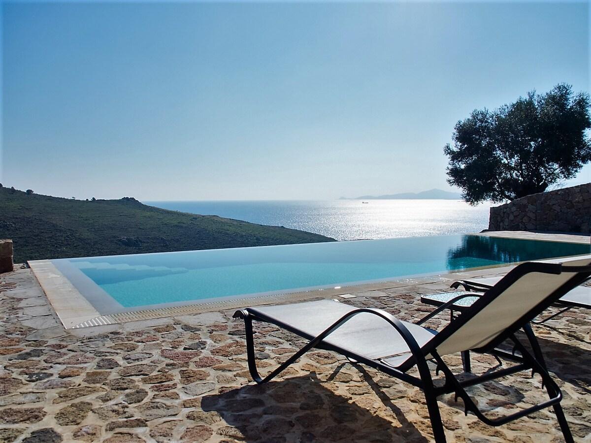 Kleidi Villa in Aegina Island