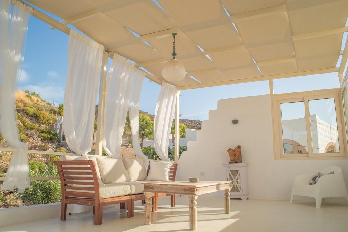 Little Villa near Skala,Patmos
