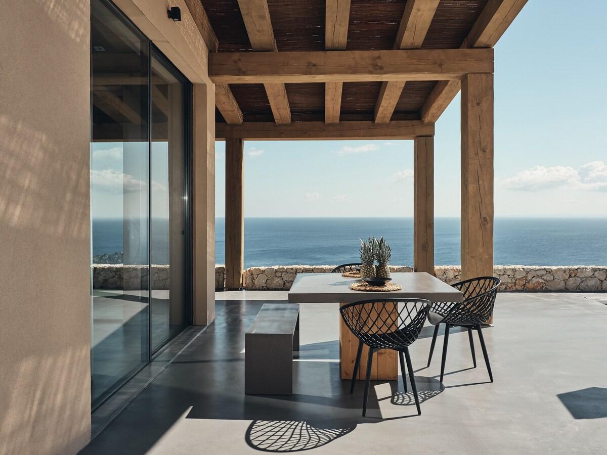 Luxury Villas in Zakynthos, Greece