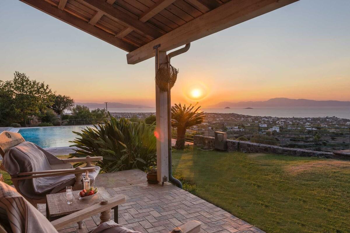 Private Villa in Aegina Island