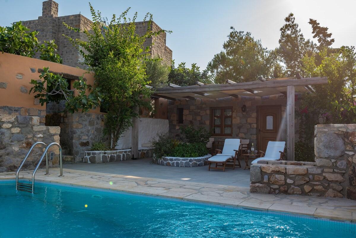 Private Villa in Patmos