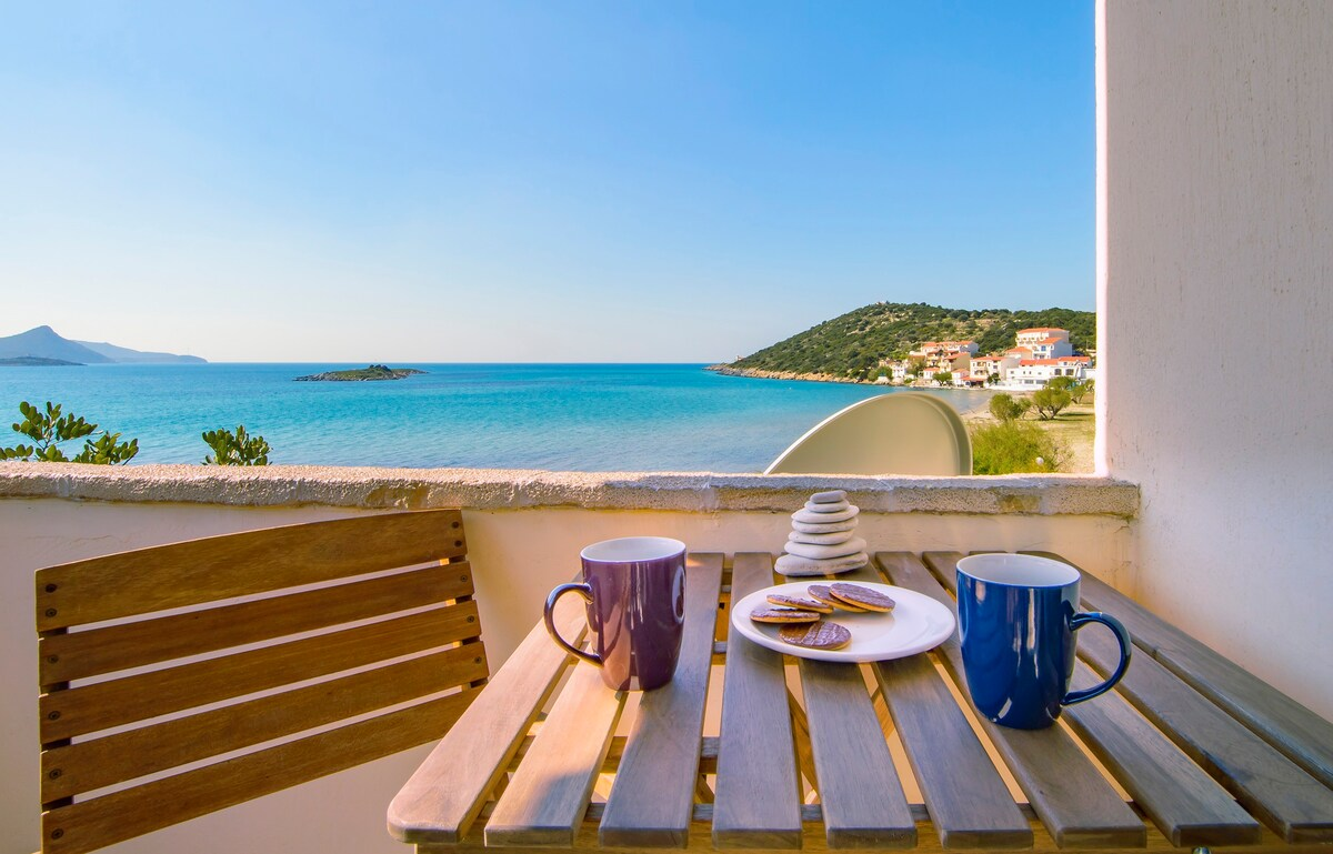 SeaView Apartment in Samos