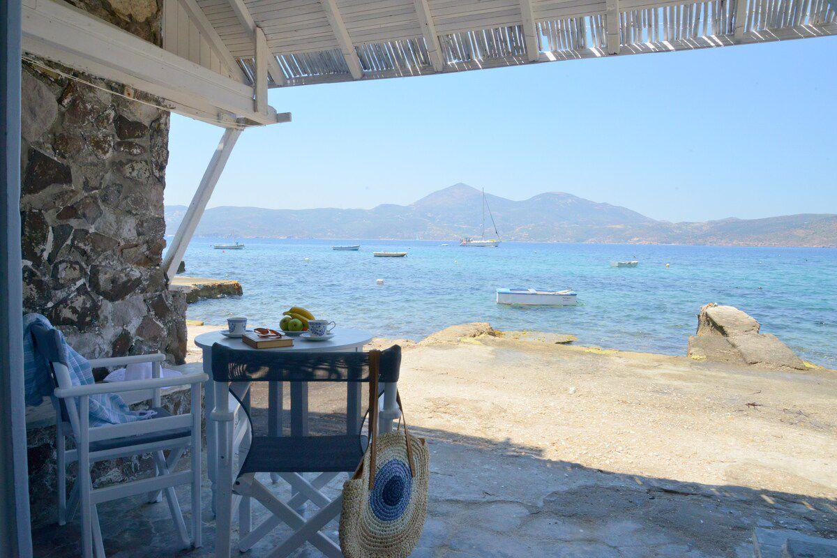 Seafis Sirma Klima Home in Milos