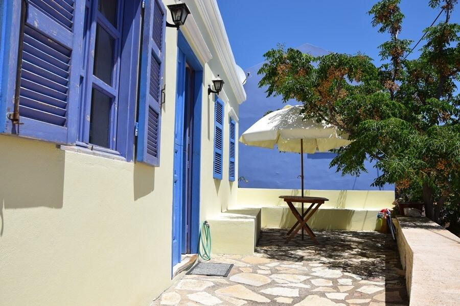 Seaside Cottage in Halki Island