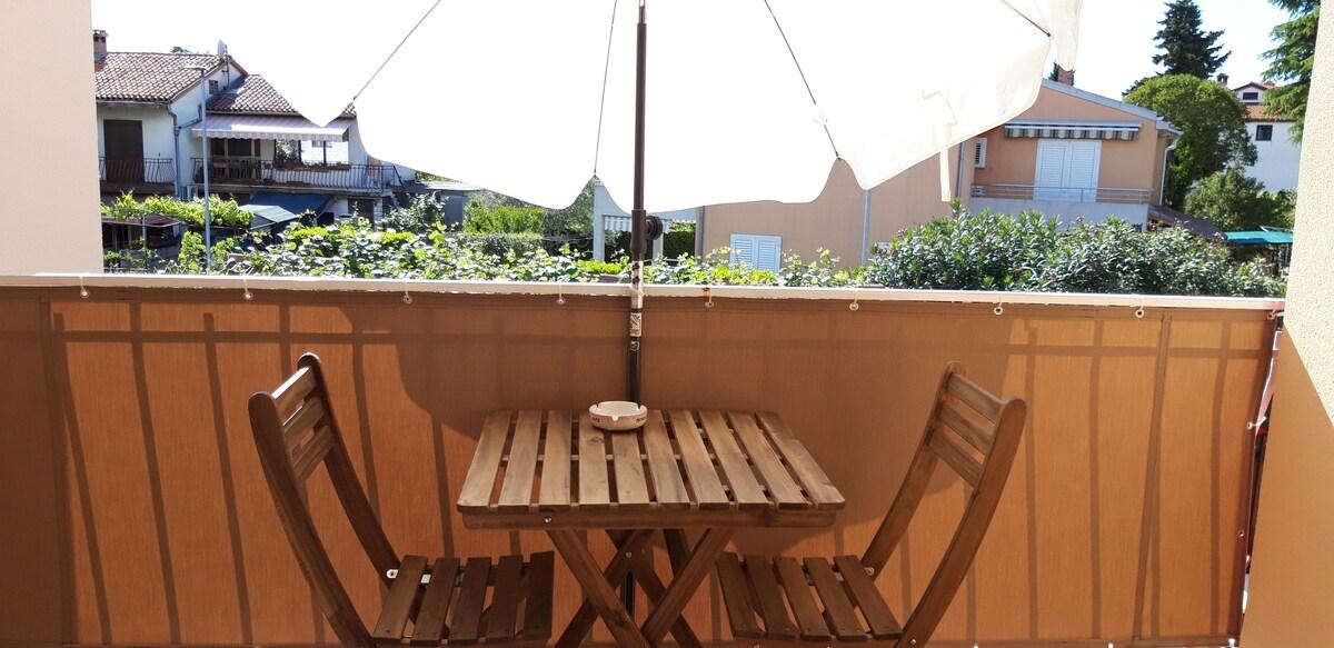 Sunny & Charming Apartment in Rovinj