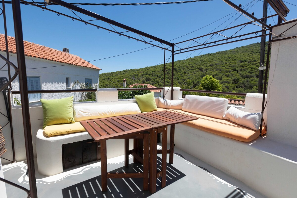 Traditional Hideaway in Agistri