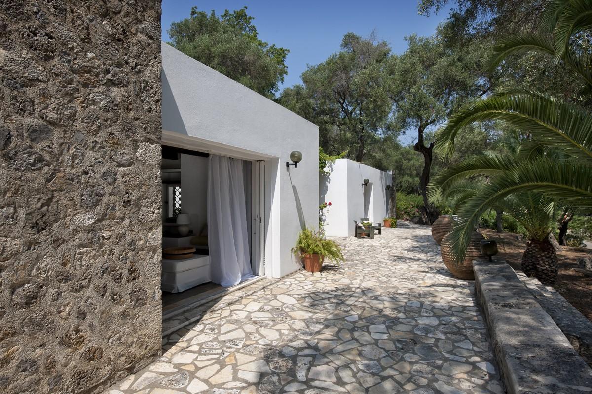 Unique traditional Stone Villa in Aegina