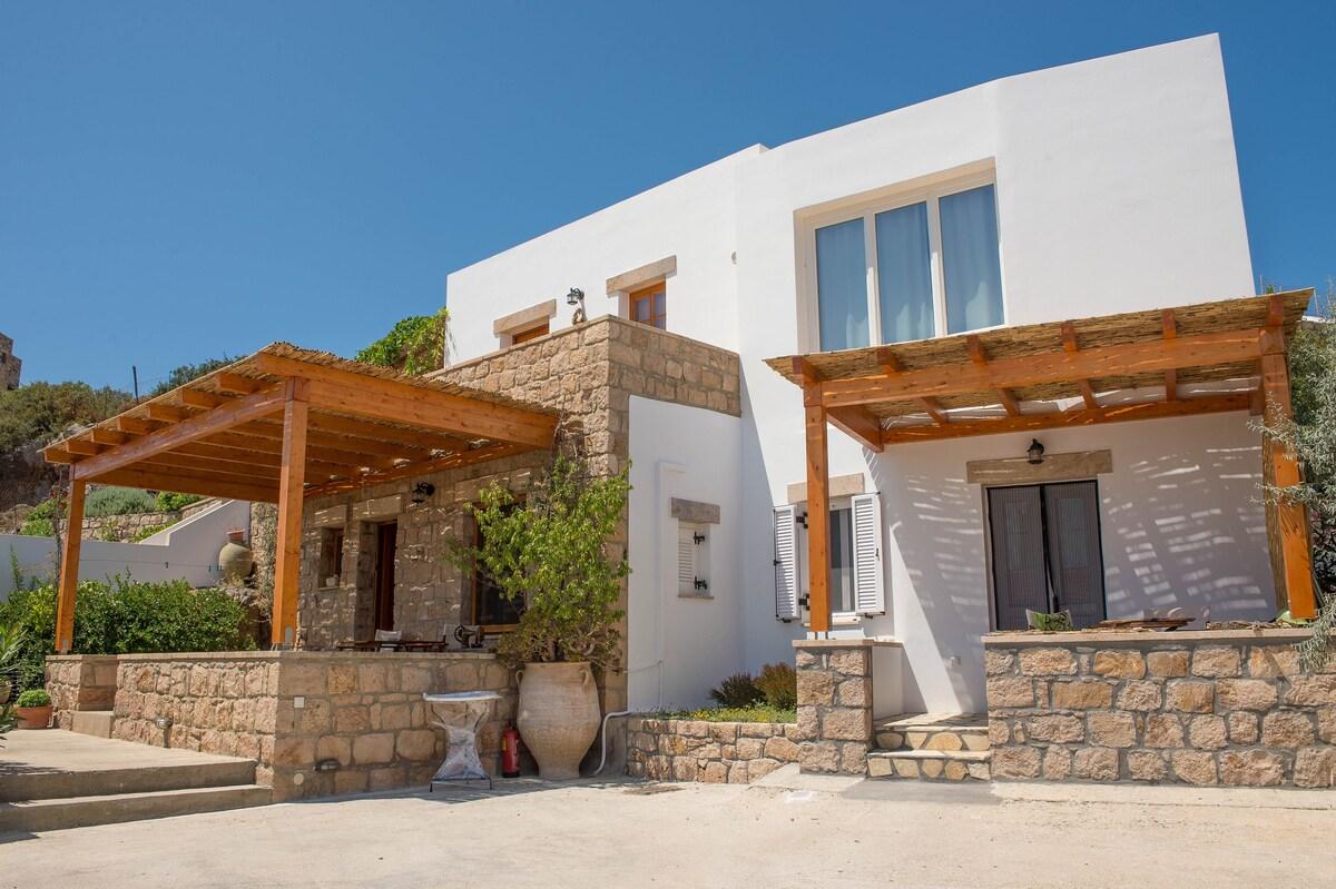 Villa Meloi Patmos