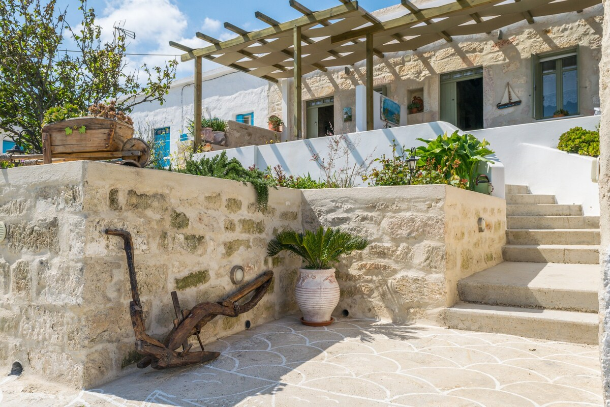 Villa in Kimolos, Greece