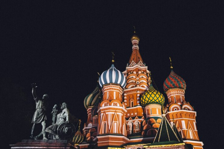 Amazing Russia is Waiting for You